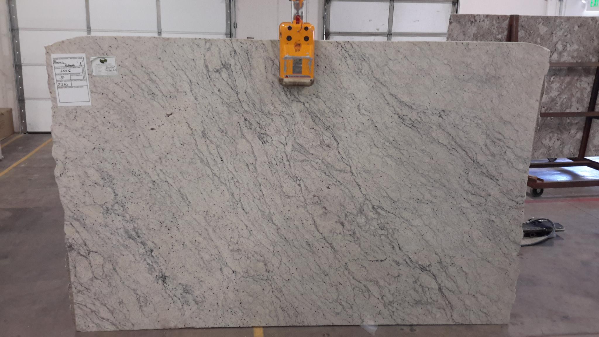 Bianco Romano Granite Slab 30Mm