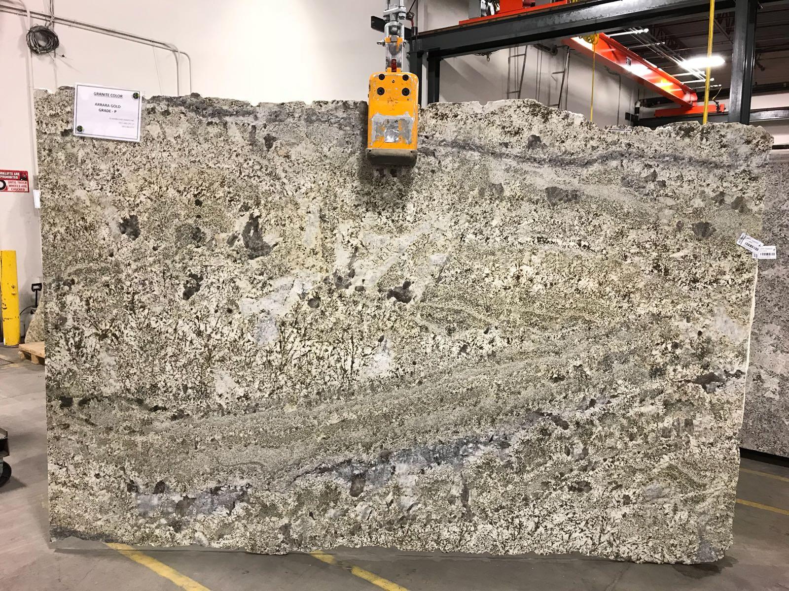Arara Gold Granite Slab 30Mm
