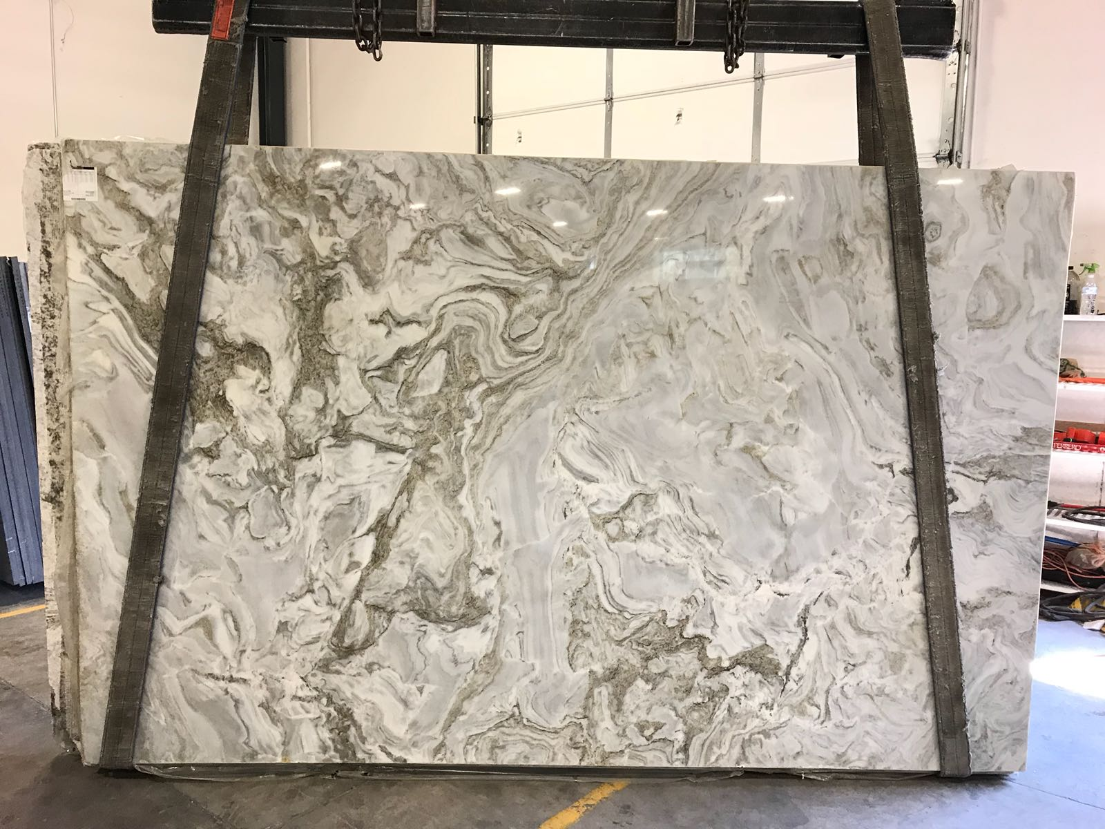 Avalanche Quartzite Slab 30 Mm