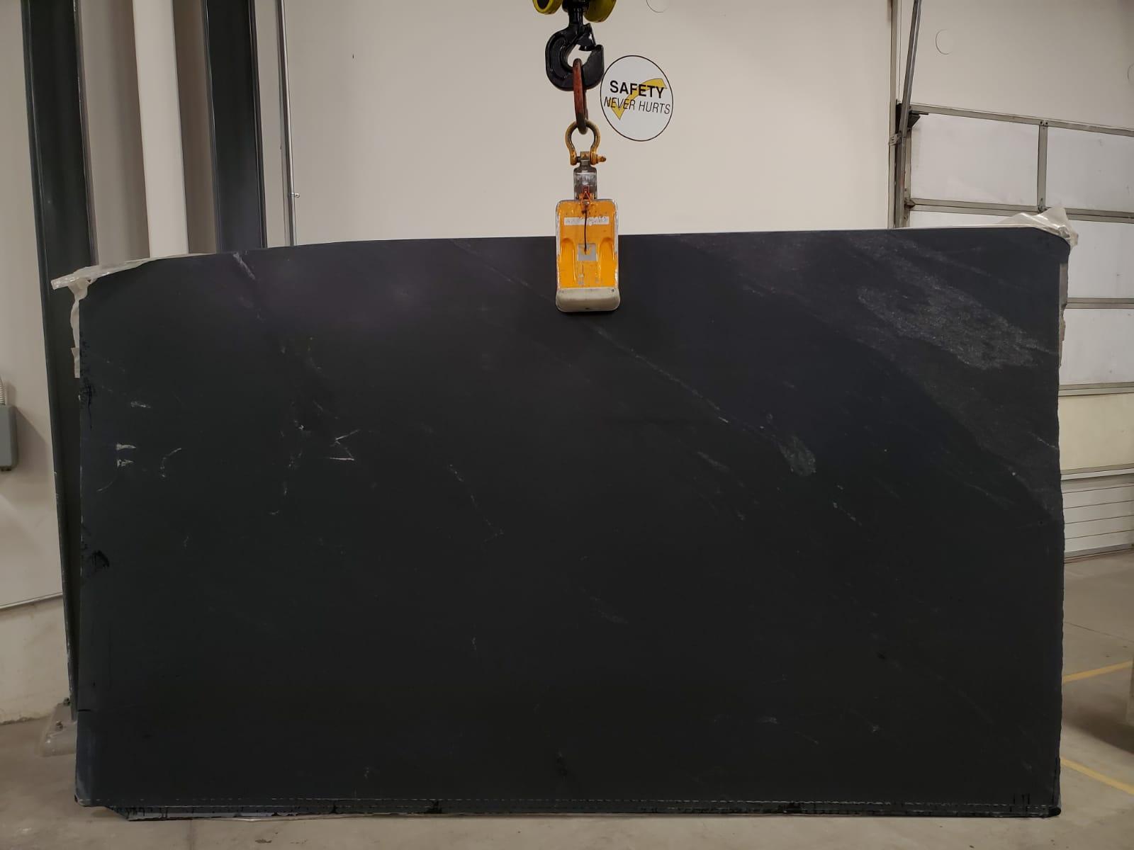 Black Mist Honed Granite 30 Mm