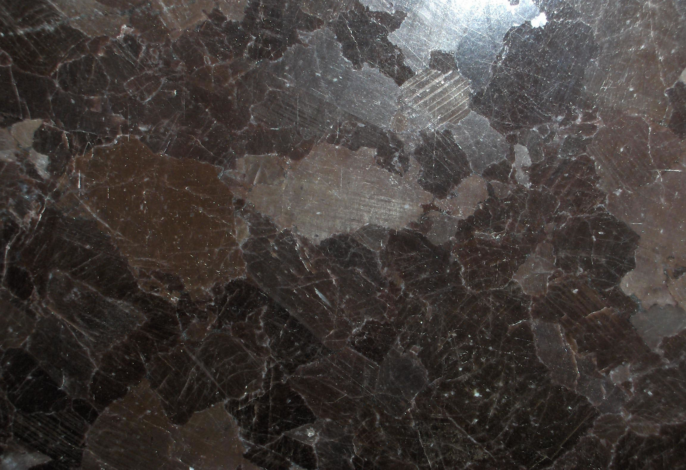 Antique Brown Granite Slab 30Mm