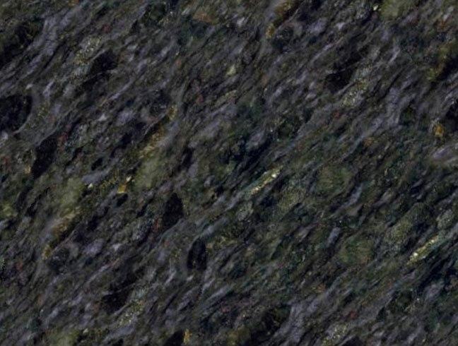 FANCY GREEN GRANITE SLAB 30MM