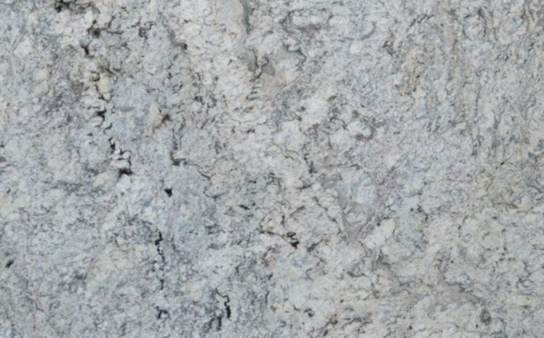 ESMERALDA WHITE GRANITE SLAB 30 MM