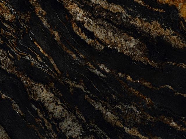 BLACK FUSION GRANITE SLAB 30MM
