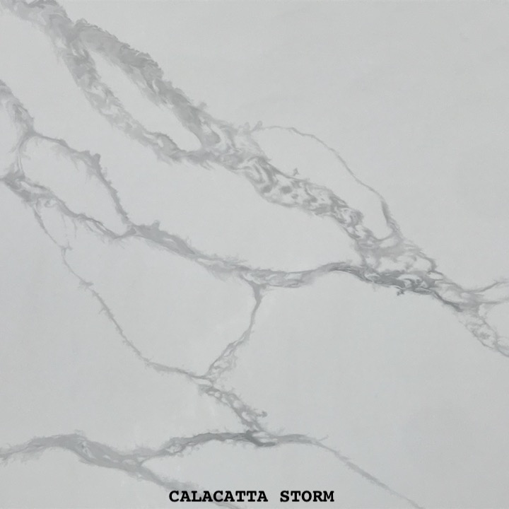 Quartz Calacatta Storm 3 cm