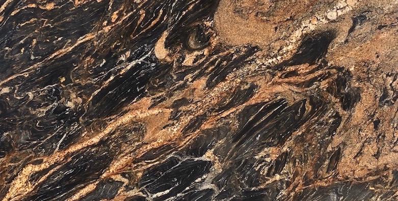 Black Magma Leathered